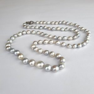 NK-118a South Sea Pearl Necklace Classic