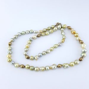 NK-24-2a Pearls Necklace